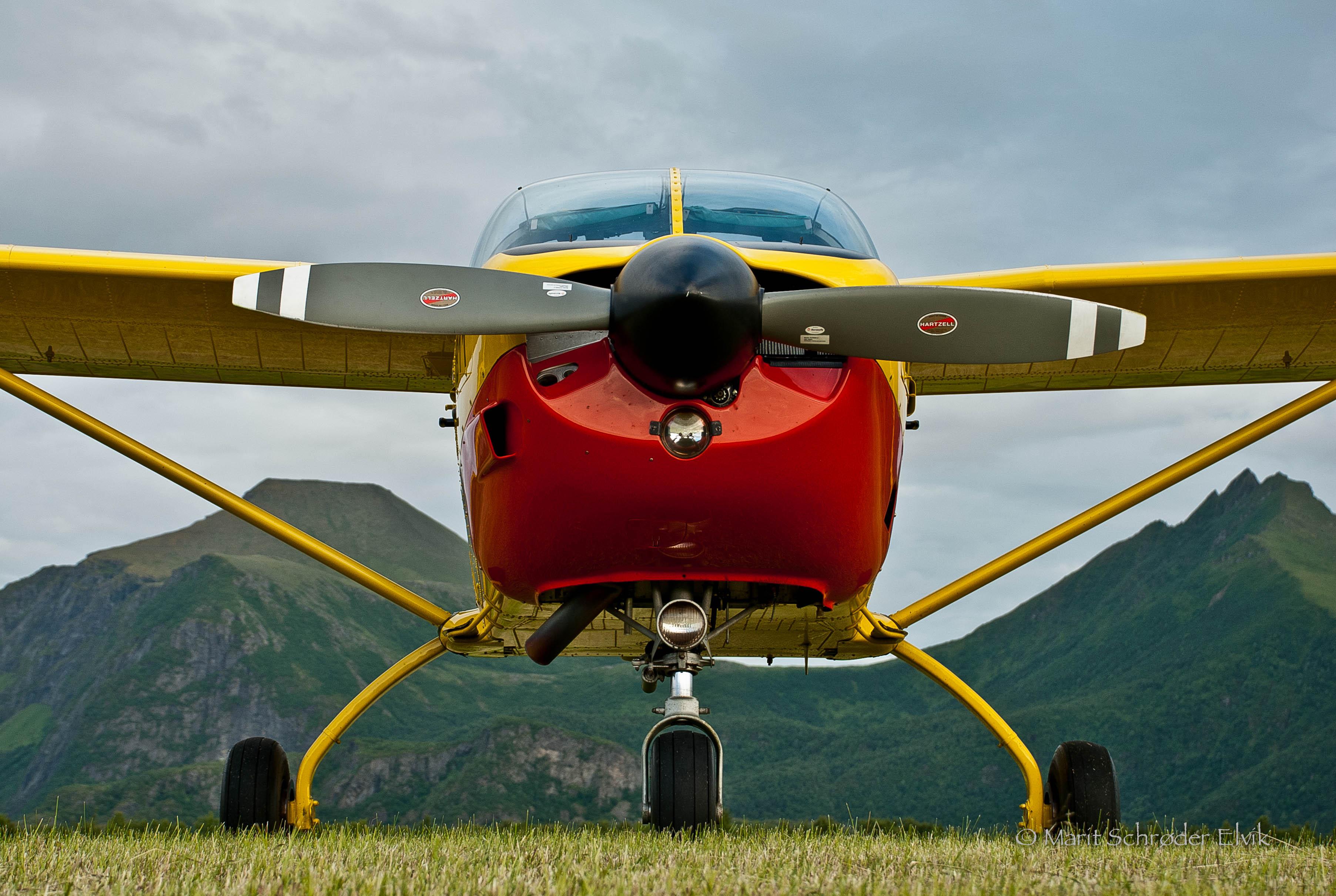 Luftforsvarets Saab Safari